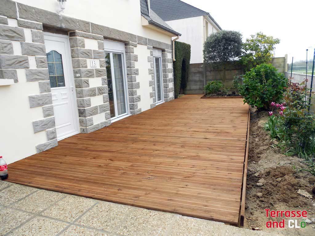 renovation terrasse en bois